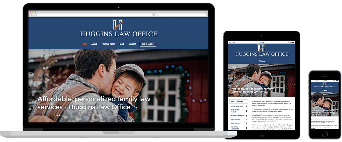 MyCase Law Firm Websites