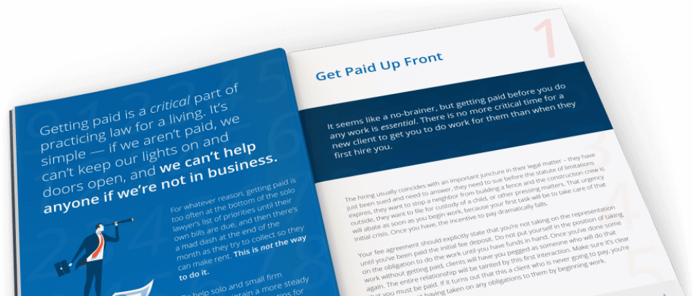 9 Ways to Get Paid Image