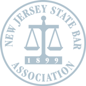 The New Jersey State Bar Association logo.