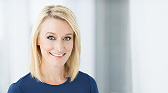 Woman's headshot representing law firm, Weitz Morgan PLLC.